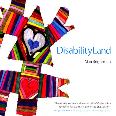 Disabiltityland Cover