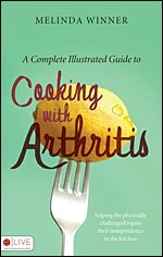 Illustrated Guide to Cooking with Arthritis