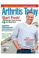 Arthritis Today Oct 2009