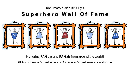 Superhero Wall Of Fame
