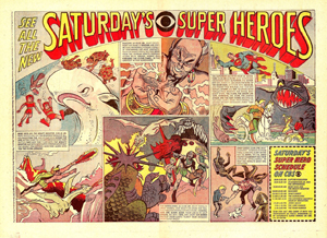 Saturday Super Heroes