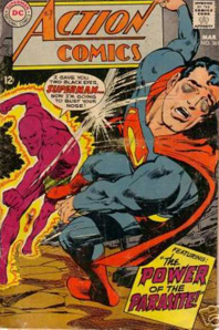 Superman Power Parasite