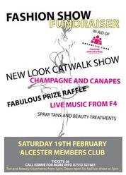 Fashion Show Fundraiser
