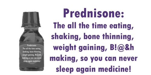 Prednisone Support And Awareness Rheumatoid Arthritis Guy
