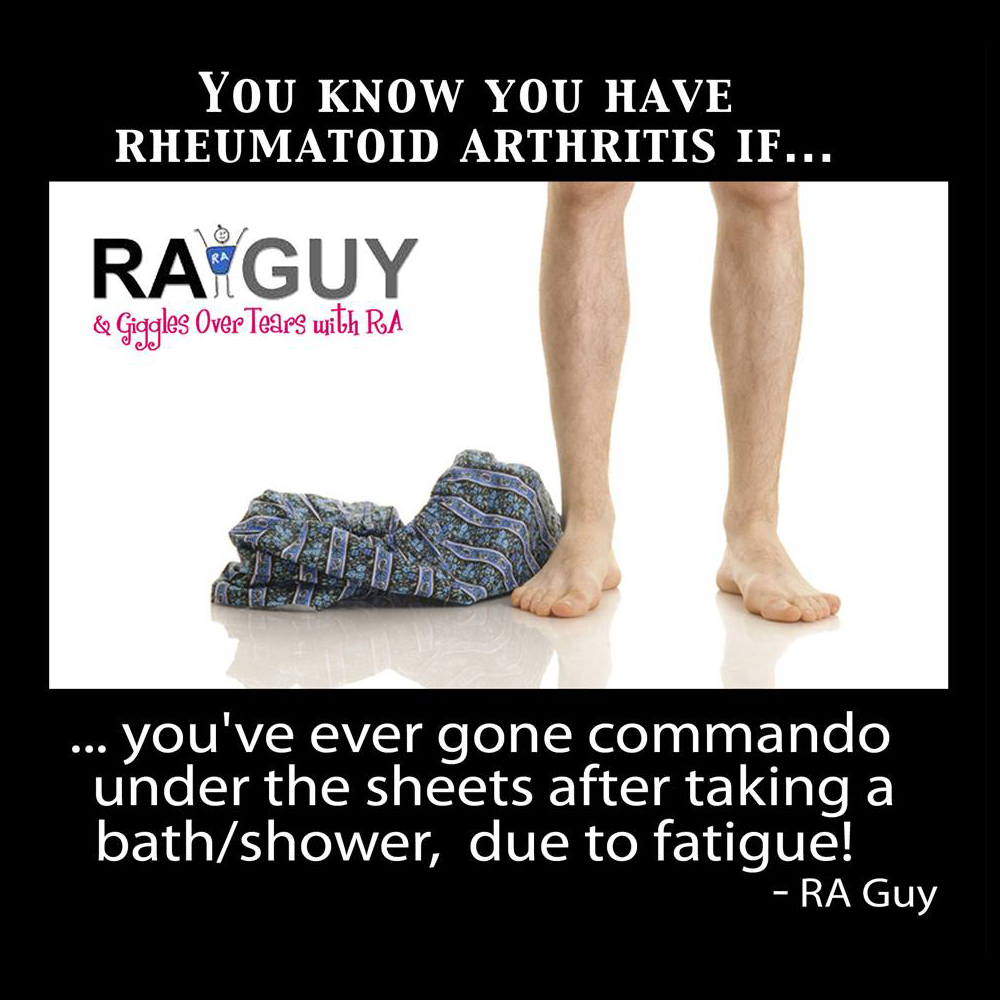 You Know You Have Rheumatoid Arthritis When Rheumatoid